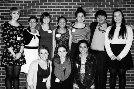 Poetry out loud 12