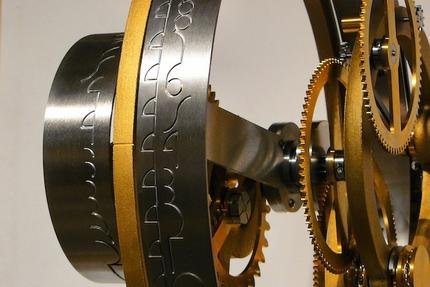 Canva   black and gold machine